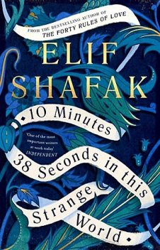 10 Minutes 38 Seconds in this Strange World, Elif Shafak