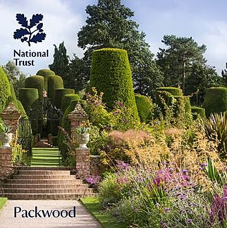Packwood House, Andrew Barber