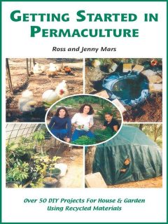 Getting Started in Permaculture, Ross Mars, Jenny Mars