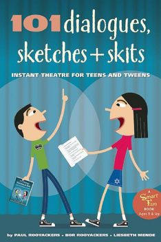 101 Dialogues, Sketches and Skits, Paul Rooyackers