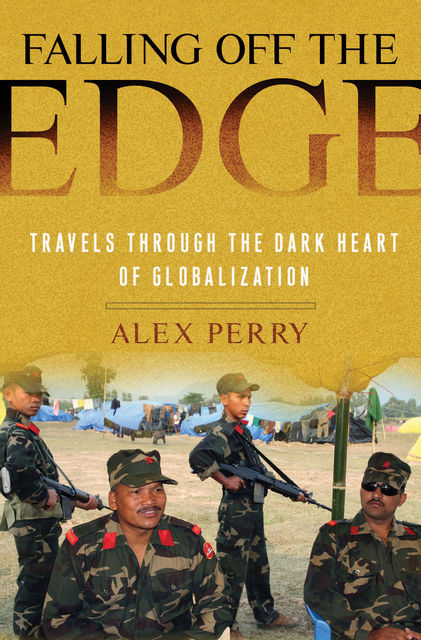 Falling off the Edge, Alex Perry