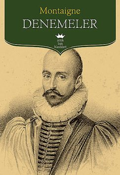Denemeler, Montaigne