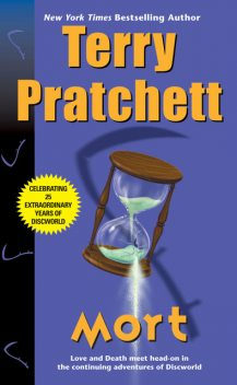 Discworld 04 - Mort, Terry David John Pratchett