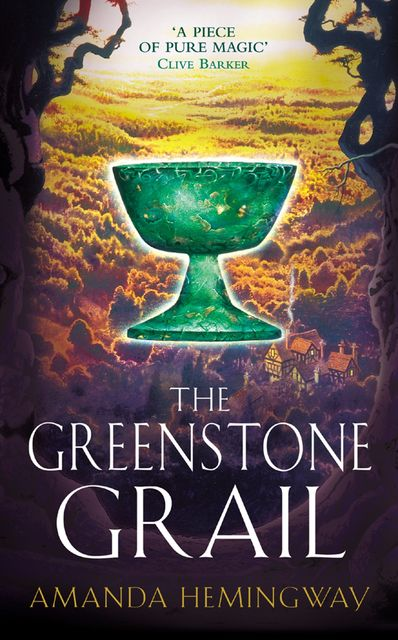 The Greenstone Grail: The Sangreal Trilogy One, Jan Siegel