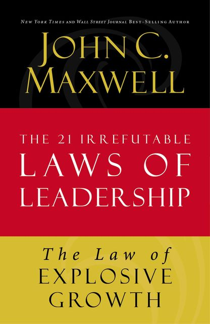 The Law of Explosive Growth, Maxwell John