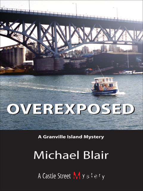Overexposed, Michael Blair