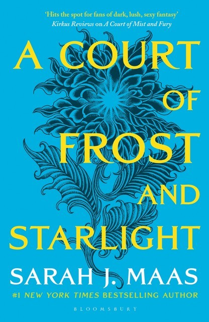 A Court of Frost and Starlight, Sarah J.Maas