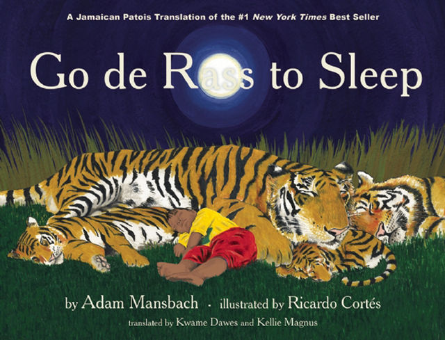 Go de Rass to Sleep, Adam Mansbach