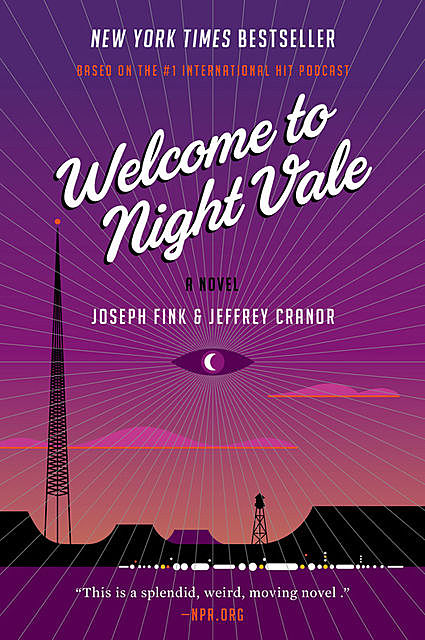 Welcome to Night Vale, Joseph Fink
