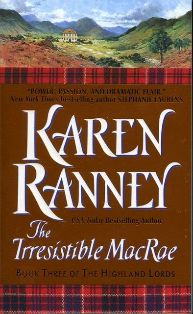 The Irresistible MacRae, Karen Ranney