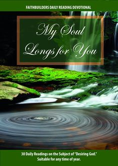 My Soul Long for You, Mathew Bartlett