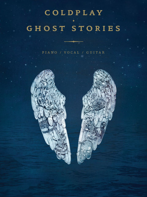 Coldplay: Ghost Stories (PVG), Wise Publications