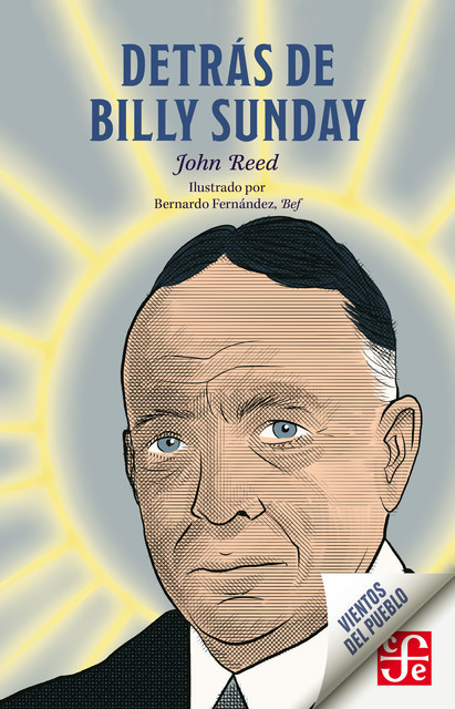 Detrás de Billy Sunday, John Reed