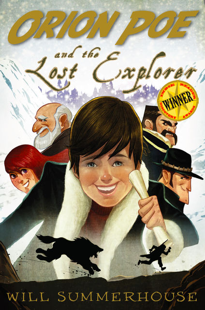 Orion Poe and the Lost Explorer, Will Summerhouse
