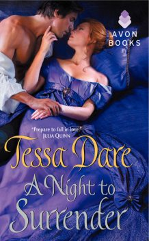 A Night to Surrender, Tessa Dare