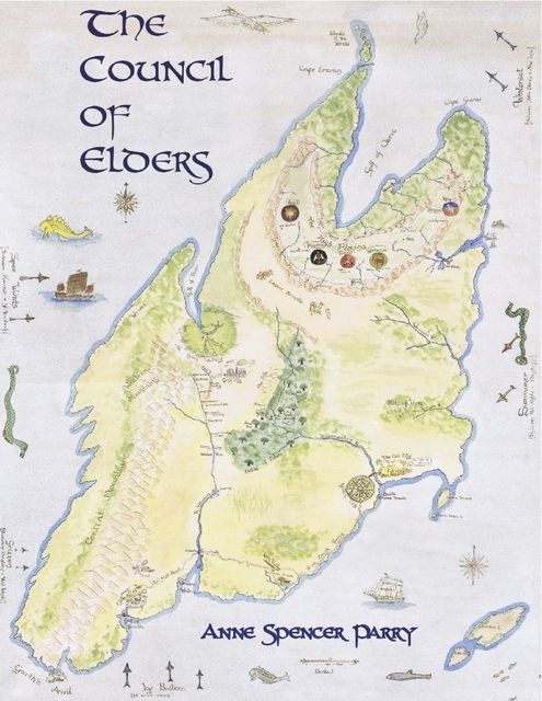 The Council of Elders, Anne Spencer Parry