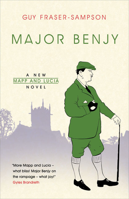Major Benjy, Guy Fraser-Sampson