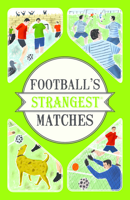 Football's Strangest Matches, Andrew Ward