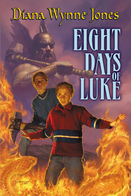 Eight Days of Luke, Diana Wynne Jones