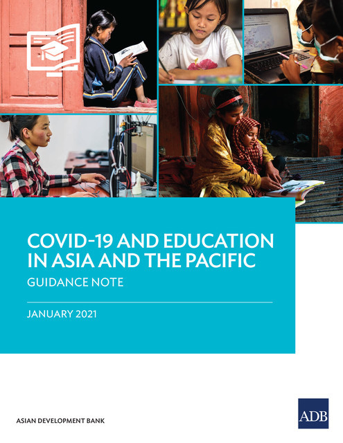 COVID-19 and Education in Asia and the Pacific, Asian Development Bank