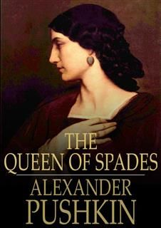 The Queen of Spades JESUK157, Alexander Pushkin