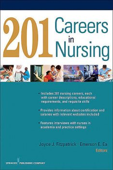 201 Careers in Nursing, DNP, APRN-BC, Mitch Earleywine, CEN, Emerson E. Ea