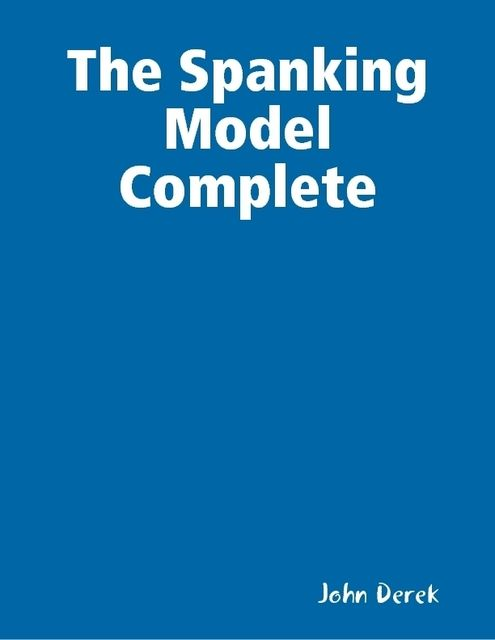 The Spanking Model Complete, John Derek