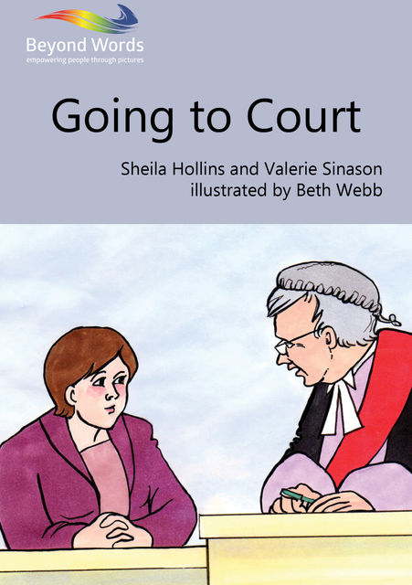 Going to Court, Sheila Hollins, Valerie Sinason