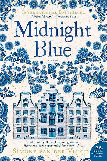 Midnight Blue, Simone van der Vlught
