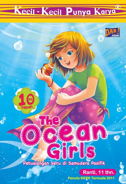 THE OCEAN GIRLS, Tasnima Ranti Weningtyas