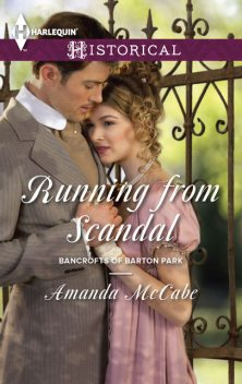 Running from Scandal, Amanda McCabe
