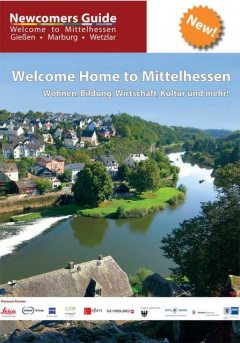 Newcomers Guide Welcome to Mittelhessen, Communication Solution GmbH