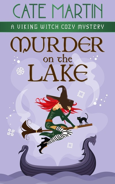 Murder on the Lake, Martin Cate