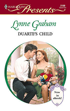 Duarte's Child, Lynne Graham
