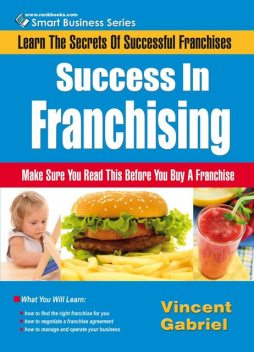 Success In Franchising, Vincent Gabriel