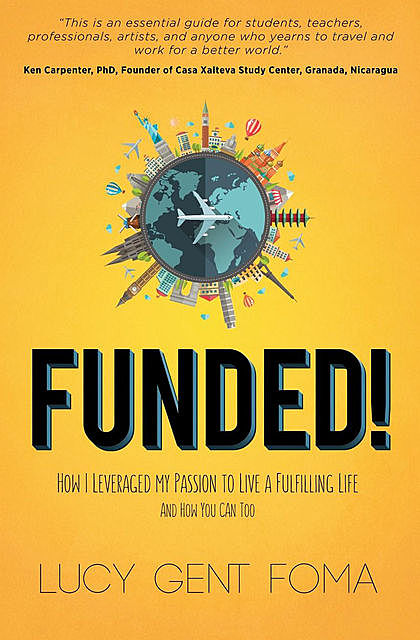 Funded, Lucy Gent Foma