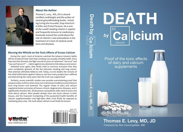 Death by Calcium, JD Levy