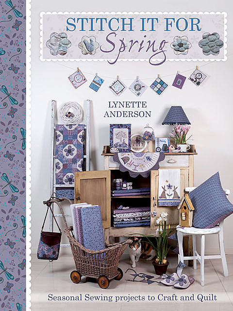 Stitch It For Spring, Lynette Anderson