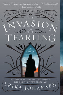 The Invasion of the Tearling, Erika Johansen