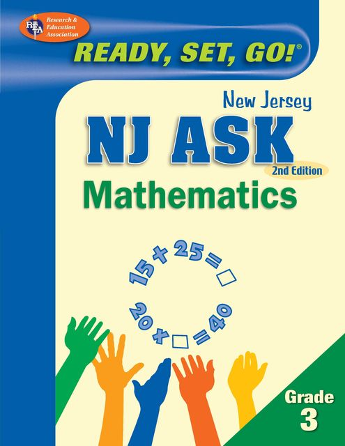 NJ ASK Grade 3 Mathematics, J.Brice