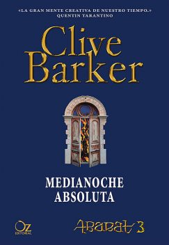 Medianoche absoluta, Clive Barker