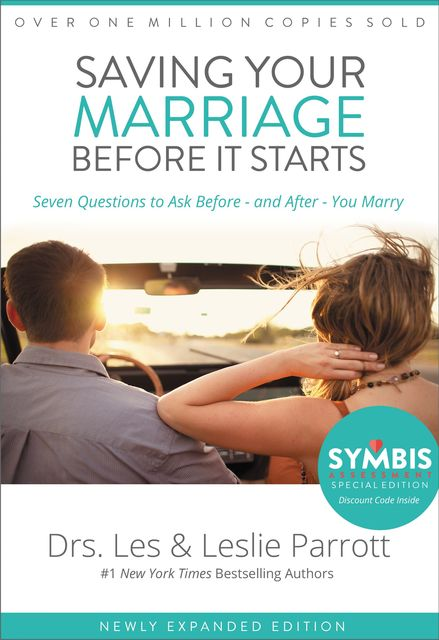 Saving Your Marriage Before It Starts, Leslie Parrott, Les Parrott