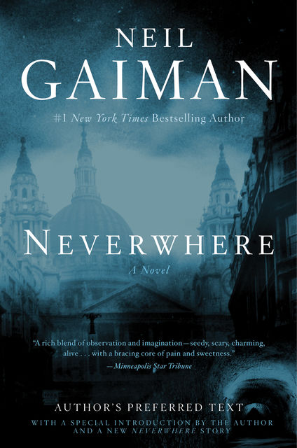 Neverwhere, Neil Gaiman