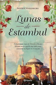 Lunas de Estambul, Sophie Goldberg