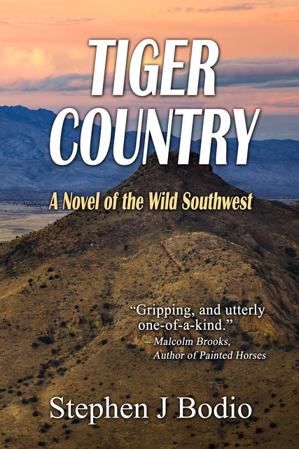 Tiger Country, Stephen Bodio