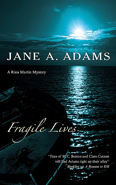 Fragile Lives, Jane Adams