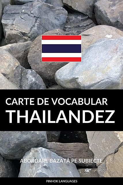 Carte de Vocabular Thailandez, Pinhok Languages
