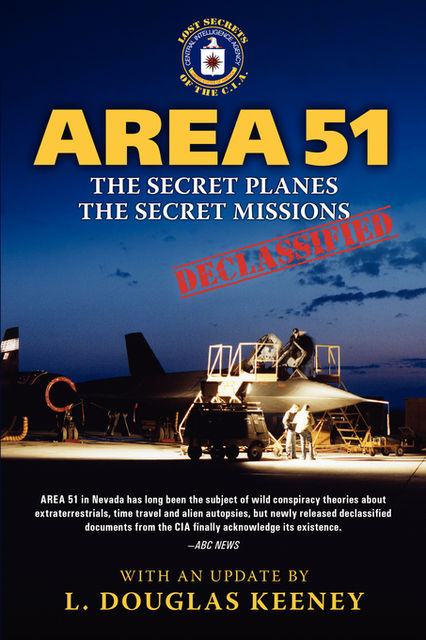 Area 51 – The Secret Planes. The Secret Missions, FastPencil Premiere