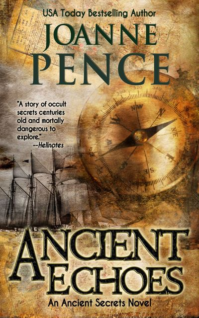Ancient Echoes, Joanne Pence