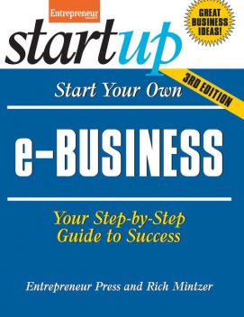 Start Your Own e-Business, Rich Mintzer